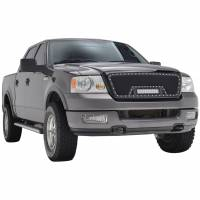 Paramount Automotive - Black Evolution Stainless Steel Wire Mesh Packaged Grille w/ LED #48-0807 - Image 2