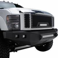 Paramount Automotive - Black Evolution Stainless Steel Wire Mesh Cutout Grille w/ LED #48-0903 - Image 5