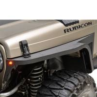 Paramount Automotive - Edge Front Fender with Flair and LED Eagle Lights #51-0066 - Image 3