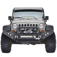 Paramount Automotive - Full-Width Front Bumper w/ LED #51-0370 - Image 3