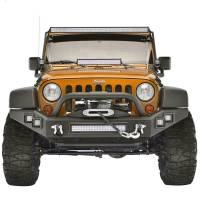 Paramount Automotive - Full-Width Front Bumper w/ LED #51-0370 - Image 8