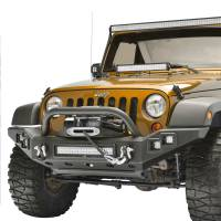 Paramount Automotive - Full-Width Front Bumper w/ LED #51-0370 - Image 9
