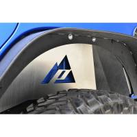 Paramount Automotive - Aluminum Rear Inner Fender Liner Kit #51-0686 - Image 1