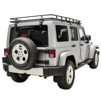 Paramount Automotive - (4 Door) Full Length Roof Rack #51-0687 - Image 1