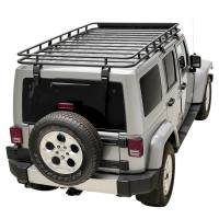 Paramount Automotive - (4 Door) Full Length Roof Rack #51-0687 - Image 2