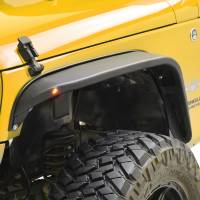 Paramount Automotive - R-5 Canyon Stubby Front Fender Flare with LED Lights #51-0712 - Image 3