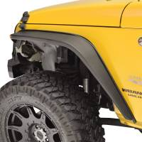 Paramount Automotive - R-5 Canyon Stubby Front Fender Flare with LED Lights #51-0712 - Image 4