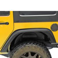 Paramount Automotive - R-5 Canyon Stubby Rear Fender Flare with LED Lights #51-0713 - Image 2