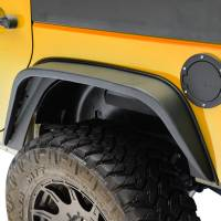 Paramount Automotive - R-5 Canyon Stubby Rear Fender Flare with LED Lights #51-0713 - Image 4