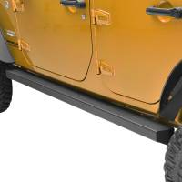 Paramount Automotive - (4 Door) R5 Canyon Offroad Rock Slider #51-0719 - Image 3
