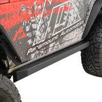 Paramount Automotive - (2 Door) R5 Canyon Offroad Rock Slider #51-0728 - Image 3