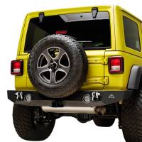Paramount Automotive - X2 Full Width Rear Bumper with Two 12W LED Lights #51-8021L - Image 4
