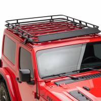 Paramount Automotive - (2 Door) Full Length Roof Rack #51-8122