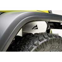 Paramount Automotive - Aluminum Front Inner Fender liner Kit #51-8403 - Image 3