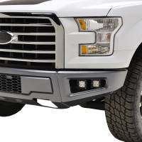 Paramount Automotive - Bumper Fog Light Mounting Double LED Bracket with 4x12w LED Lights #54-3024 - Image 3