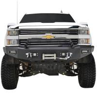 Paramount Automotive - Front LED Winch Bumper #57-0304 - Image 3