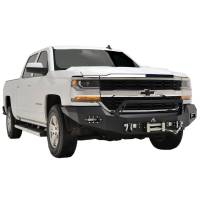 Paramount Automotive - LED Front Winch Bumper #57-0318 - Image 2