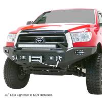 Paramount Automotive - Front LED Winch Bumper #57-0406 - Image 1