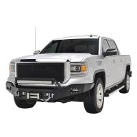 Paramount Automotive - Front LED Winch Bumper #57-0502 - Image 1