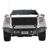 Paramount Automotive - Front LED Winch Bumper #57-0502 - Image 3
