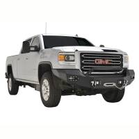 Paramount Automotive - LED Front Winch Bumper #57-0504 - Image 2