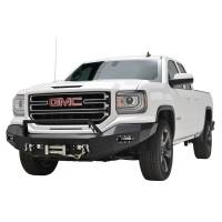 Paramount Automotive - LED Front Winch Bumper #57-0514 - Image 1