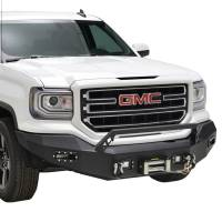 Paramount Automotive - LED Front Winch Bumper #57-0514 - Image 5