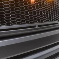 Paramount Automotive - ABS LED Matte Black Impulse Packaged Grille #41-0170MB