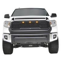 Paramount Automotive - ABS LED Matte Black Impulse Packaged Grille #41-0170MB - Image 4
