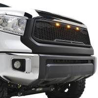 Paramount Automotive - ABS LED Matte Black Impulse Packaged Grille #41-0170MB - Image 7