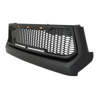 Paramount Automotive - ABS LED Matte Black Impulse Packaged Grille #41-0170MB - Image 8