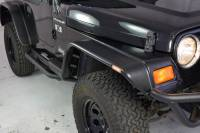 Paramount Automotive - ABS Flat-Style Flares #58-0303