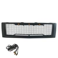 Paramount Automotive - ABS LED Matte Black Impulse Packaged Grille #41-0177MB - Image 3
