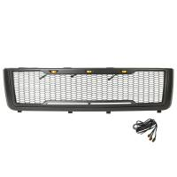 Paramount Automotive - ABS LED Matte Black Impulse Packaged Grille #41-0181MB - Image 6
