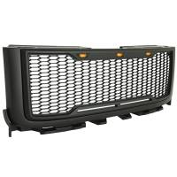 Paramount Automotive - ABS LED Matte Black Impulse Packaged Grille #41-0182MB - Image 5