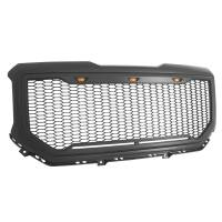 Paramount Automotive - ABS LED Matte Black Impulse Packaged Grille #41-0194MB - Image 3