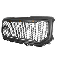 Paramount Automotive - ABS LED Matte Black Impulse Packaged Grille #41-0194MB - Image 5