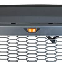 Paramount - ABS LED Metallic Charcoal Gray Impulse Mesh Packaged Grille #41-0171MCG - Image 6