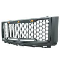 Paramount - ABS LED Metallic Charcoal Gray Impulse Mesh Packaged Grille #41-0178MCG - Image 5