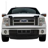 Paramount Automotive - ABS LED Metallic Charcoal Gray Impulse Mesh Packaged Grille #41-0189MCG - Image 3