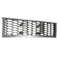 Paramount Automotive - ABS LED Metallic Charcoal Gray Impulse Mesh Packaged Grille #41-0189MCG - Image 4