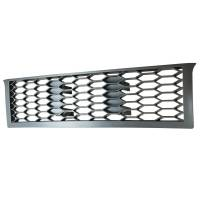 Paramount Automotive - ABS LED Metallic Charcoal Gray Impulse Mesh Packaged Grille #41-0189MCG - Image 5