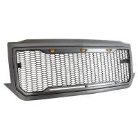 Paramount - ABS LED Metallic Charcoal Gray Impulse Mesh Packaged Grille #41-0193MCG - Image 3