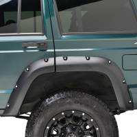 Paramount Automotive - ABS Rivet Style Bolt on Pocket Fender Flares #58-0306 - Image 1