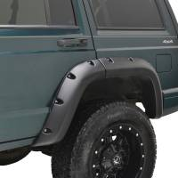 Paramount Automotive - ABS Rivet Style Bolt on Pocket Fender Flares #58-0306 - Image 3