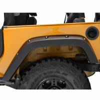 Paramount Automotive - ABS Rivet-Style Fender Flares #58-0304 - Image 2