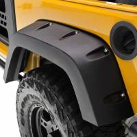 Paramount Automotive - ABS Rivet-Style Fender Flares #58-0304 - Image 5