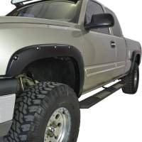 Paramount Automotive - ABS Rivet-Style Fender Flares #58-0501 - Image 1