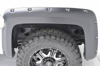 Paramount Automotive - ABS Rivet-Style Fender Flares #58-0505 - Image 6
