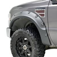Paramount Automotive - ABS Rivet/Boss Style Fender Flares #58-0402 - Image 1